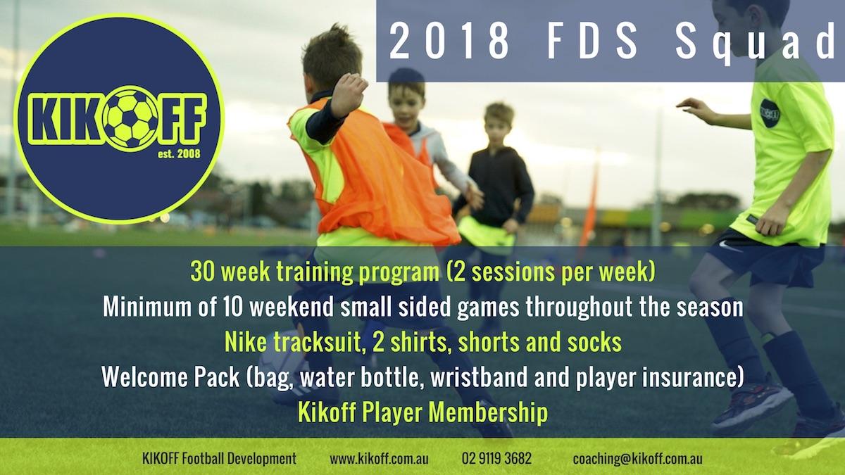 2018 Football Development